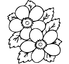 dibujos de flores hermosas rosas