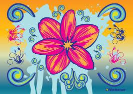 fotos de flores hermosas gratis con dibujos