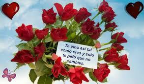 fotos de ramos de rosas rojas con dedicatorias