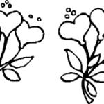 Imágenes De Flores Hermosas Animadas Para Colorear