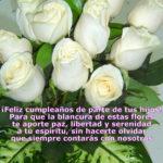 Imágenes De Rosas Blancas Con Frases Y Poemas Románticos