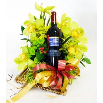 Arreglos florales para hombres romanticos