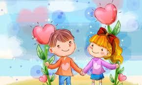 Dibujos de corazones de amor para enamorados