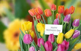 Flores para las madres en su dia
