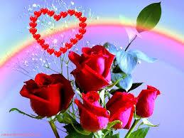 Imágenes de amor con rosas para enmarcar