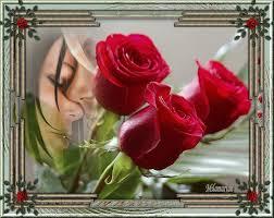 Imágenes de amor con rosas para imprimir