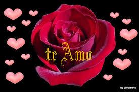 dibujos de corazones con rosas de amor