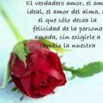 Imágenes De Rosas Rojas Hermosas Con Poemas De Amor