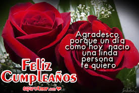 imagenes de rosas rojas preciosas para feliz cumpleaños