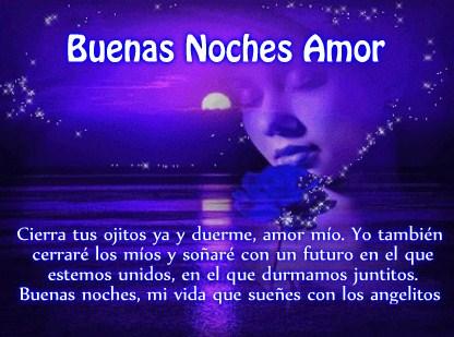 Hermosas Imagenes De Rosas Azules Con Frases De Buenas Noches