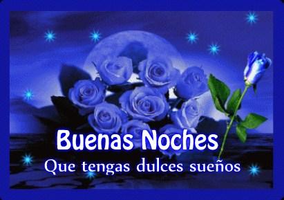 Preciosas Imagenes De Rosas Azules De Buenas Noches Para Todos