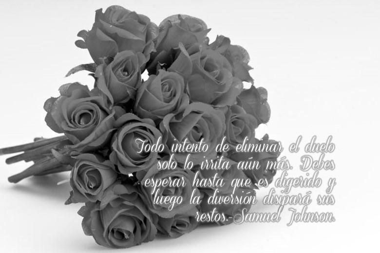 Lindas Imagenes De Flores Negras De Luto Para Compartir Frases E