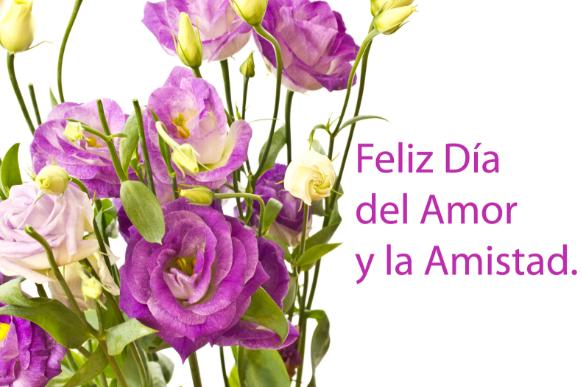 Imágenes de flores del día del amor y la amistad